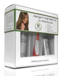 Nutrigro Scalp Roller Kit for Thinning Hair