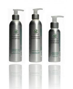 shampoo, conditioner and serum set